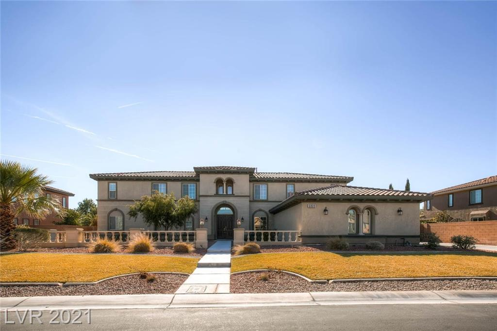 6809 VIA LOCANDA Avenue Property Photo - Las Vegas, NV real estate listing