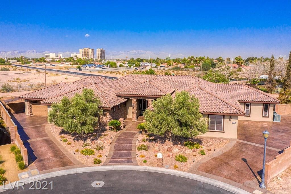 210 Saint Elmo Circle Property Photo - Las Vegas, NV real estate listing