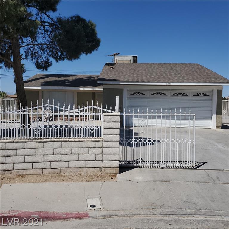 Emmons Avenue Property Photo - North Las Vegas, NV real estate listing
