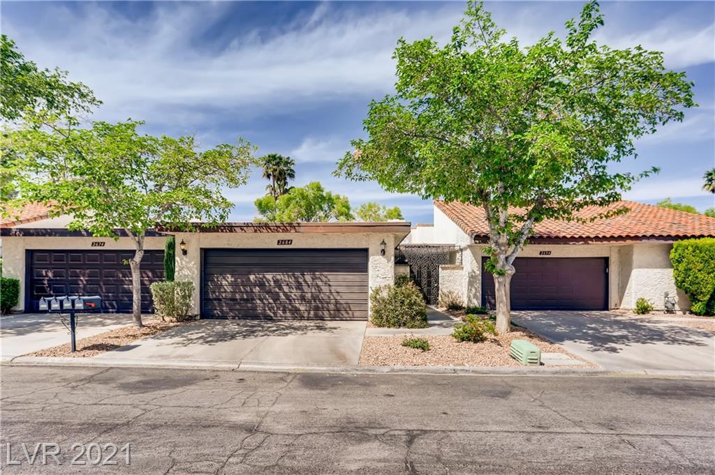 2684 San Lago Court Property Photo - Las Vegas, NV real estate listing