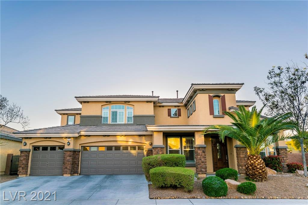 7775 Via Mazarron Street Property Photo - Las Vegas, NV real estate listing