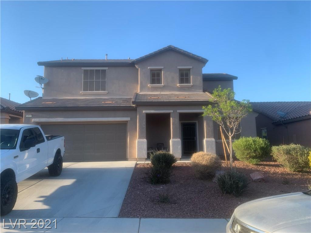 Buck Ranch Avenue Property Photo - Las Vegas, NV real estate listing