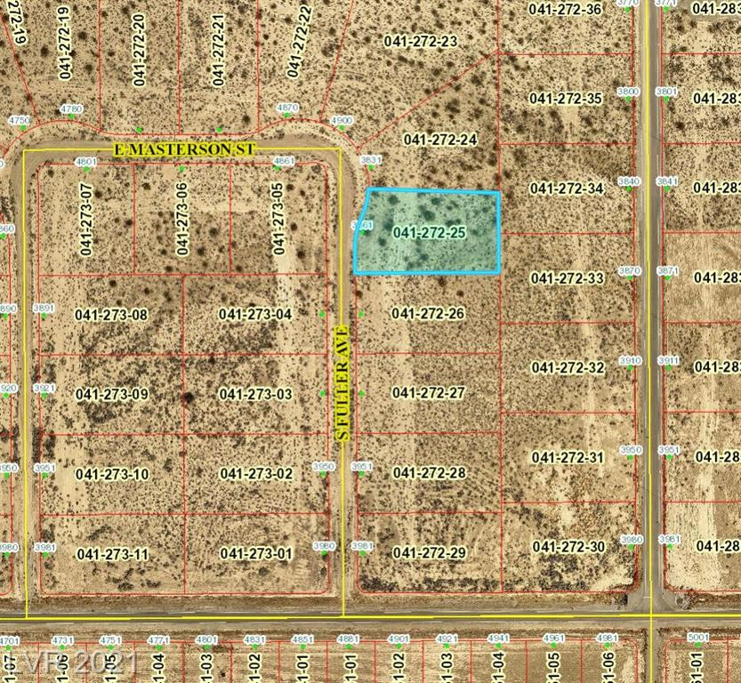 3861 S Fuller Avenue Property Photo