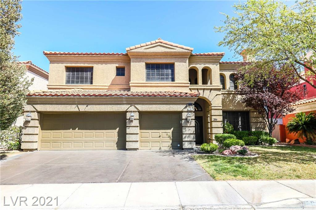 Francisco Street Property Photo - Henderson, NV real estate listing