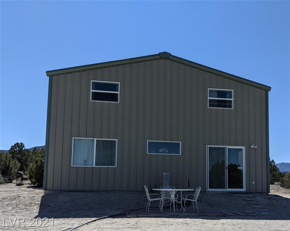 742 Timber Crest Way Property Photo - Pioche, NV real estate listing
