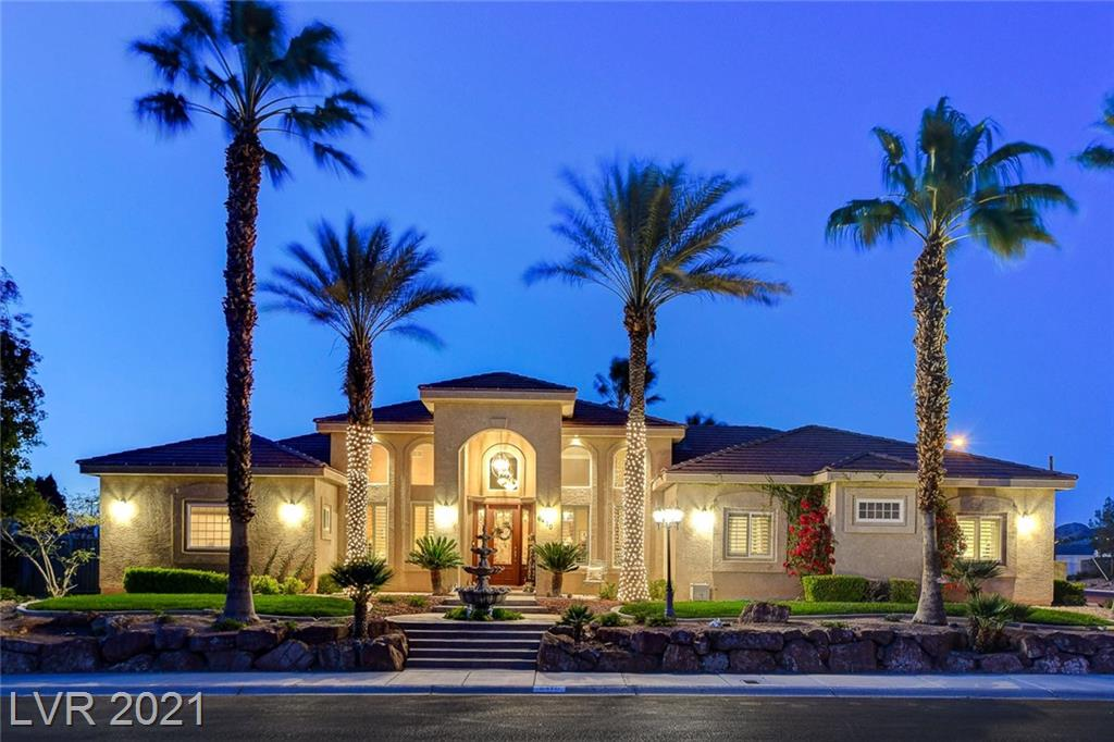 6470 Spanish Garden Court Property Photo - Las Vegas, NV real estate listing