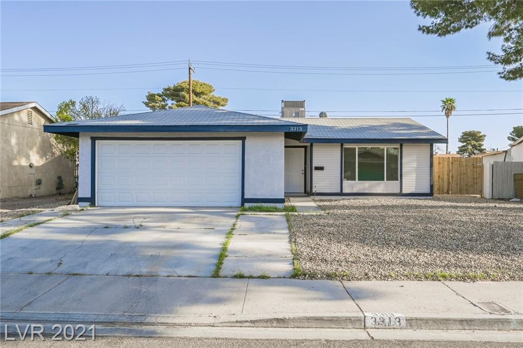 Mary Ann Avenue Property Photo - Las Vegas, NV real estate listing
