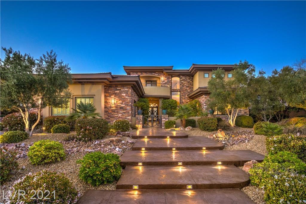 28 Soaring Bird Court Property Photo - Las Vegas, NV real estate listing