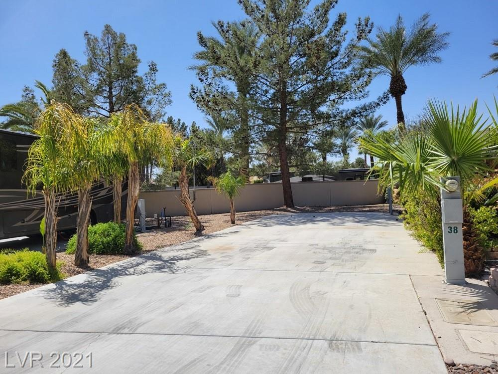8175 Arville Street #38 Property Photo