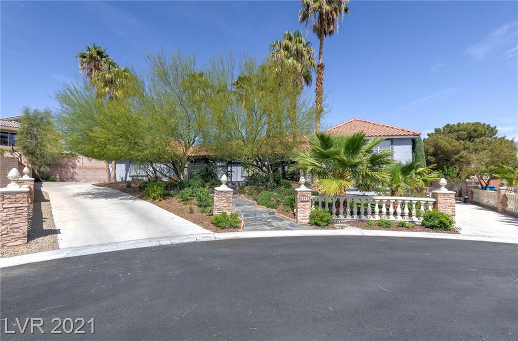2641 Miller Lane Property Photo - Las Vegas, NV real estate listing