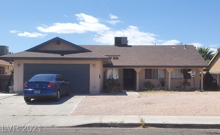 Meyer Street Property Photo - Las Vegas, NV real estate listing