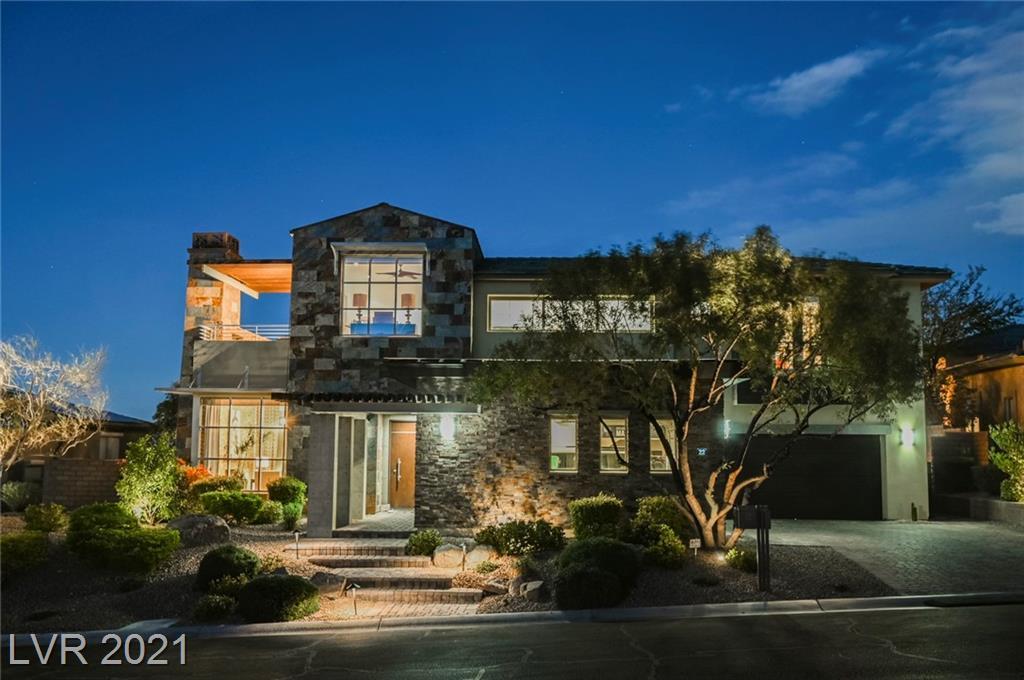 22 Midnight Ridge Drive Property Photo - Las Vegas, NV real estate listing