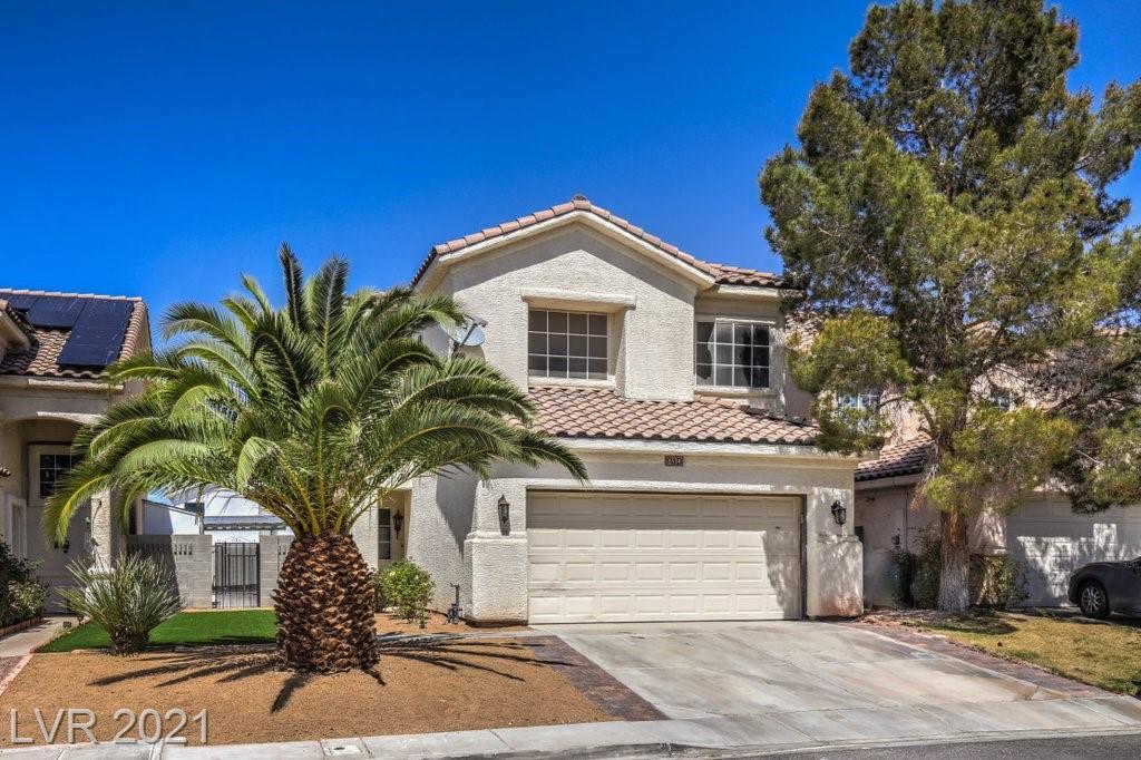 Hayden Peak Lane Property Photo - Las Vegas, NV real estate listing