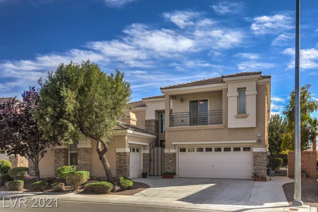 Fabulous Finches Avenue Property Photo - North Las Vegas, NV real estate listing