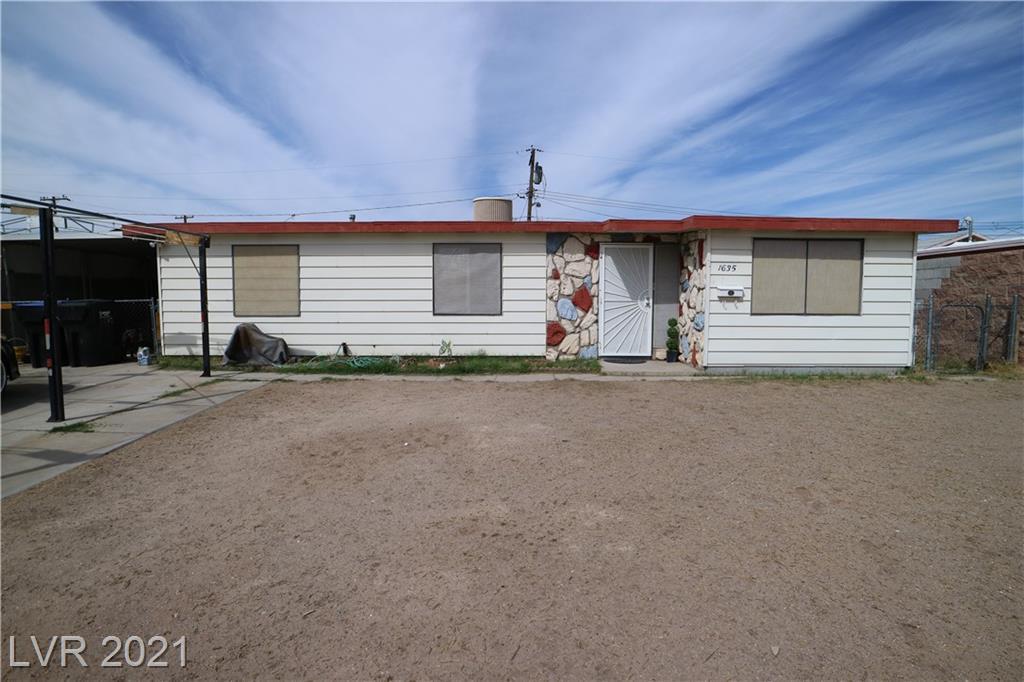 Belmont Street Property Photo - North Las Vegas, NV real estate listing