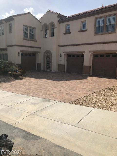 S Pont Alma Court Property Photo - Henderson, NV real estate listing
