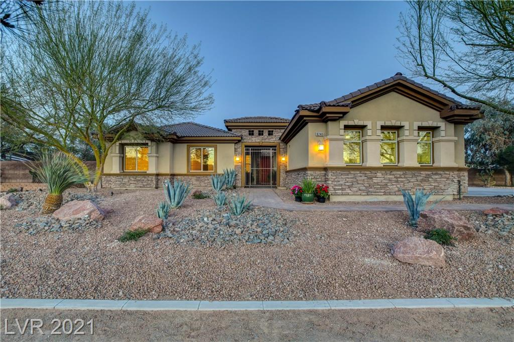 8240 Bradley Road Property Photo - Las Vegas, NV real estate listing