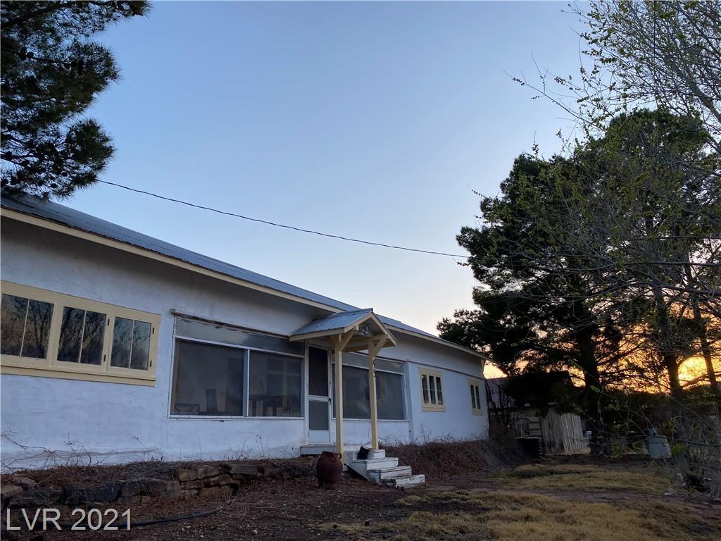 95 San Pedro Avenue Property Photo - Goodsprings, NV real estate listing