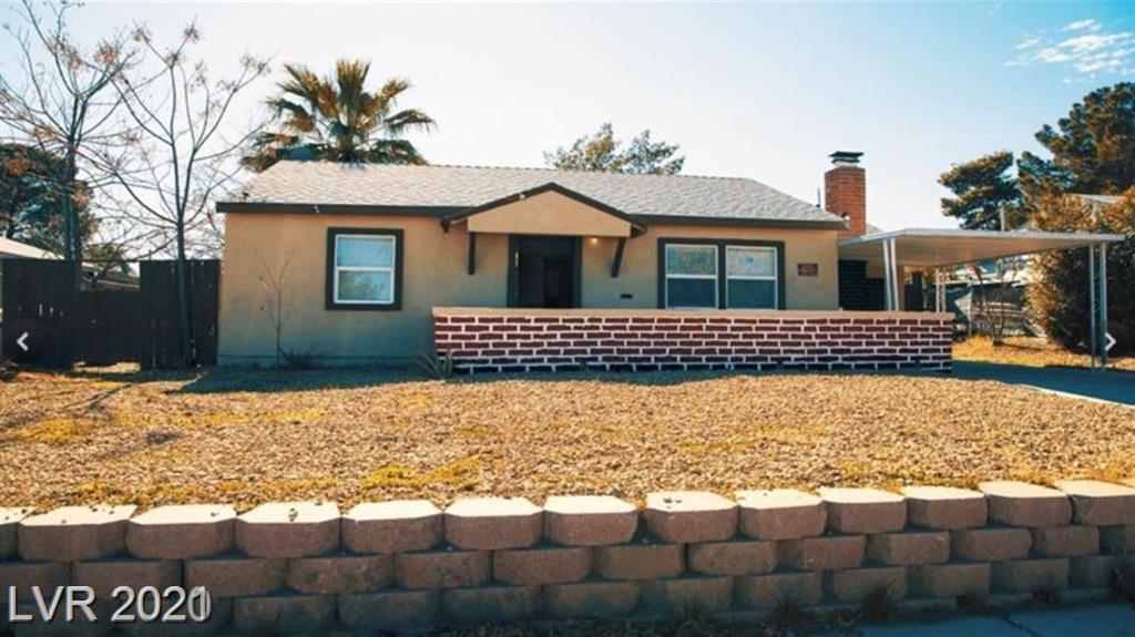 LEWIS Avenue Property Photo - Las Vegas, NV real estate listing