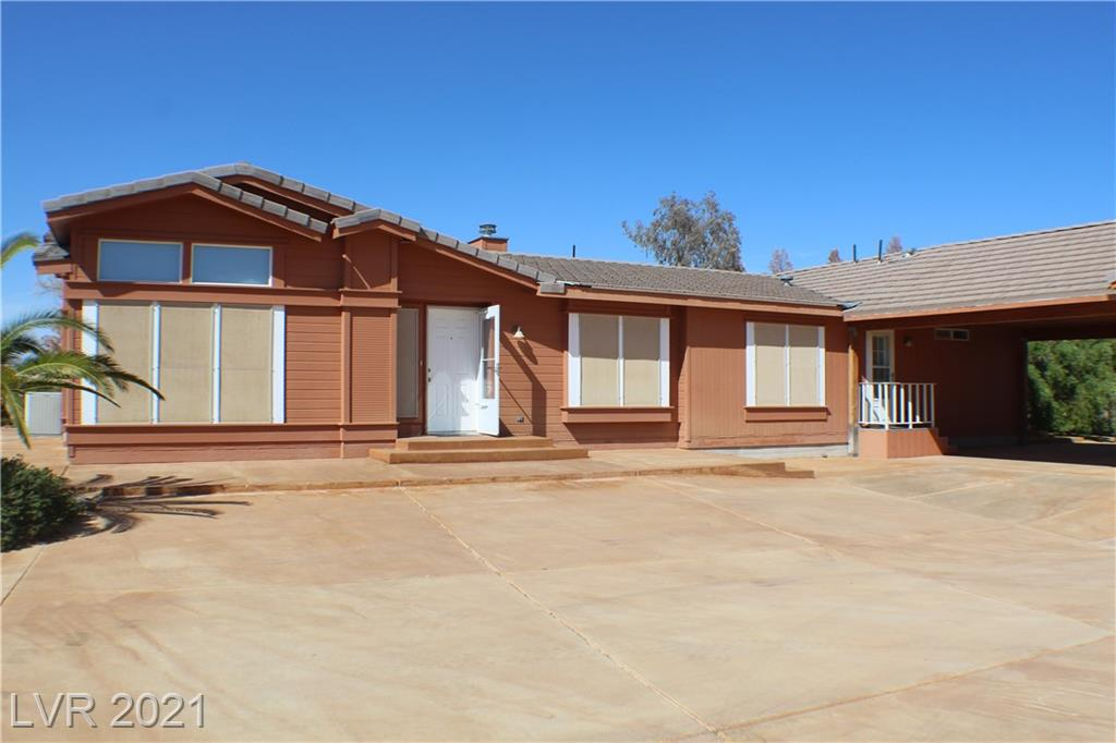 870 Anita Avenue Property Photo - Overton, NV real estate listing