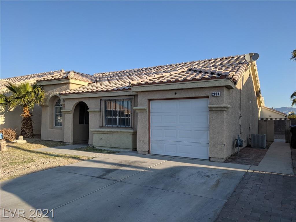 2804 Whistling Vines Avenue Property Photo - Las Vegas, NV real estate listing