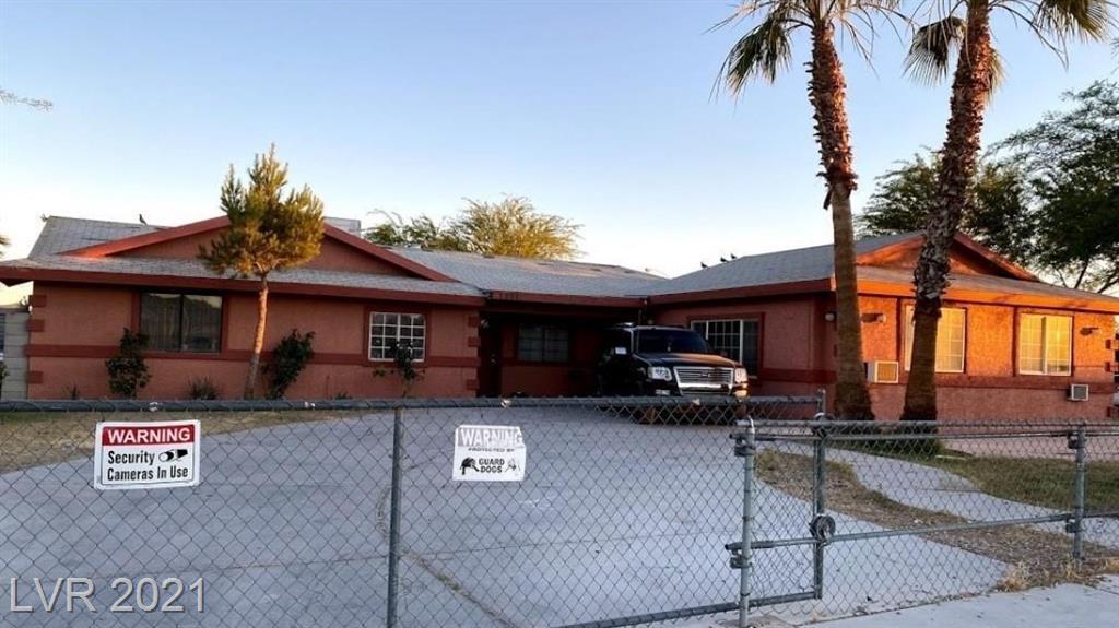 Kell Lane Property Photo - Las Vegas, NV real estate listing