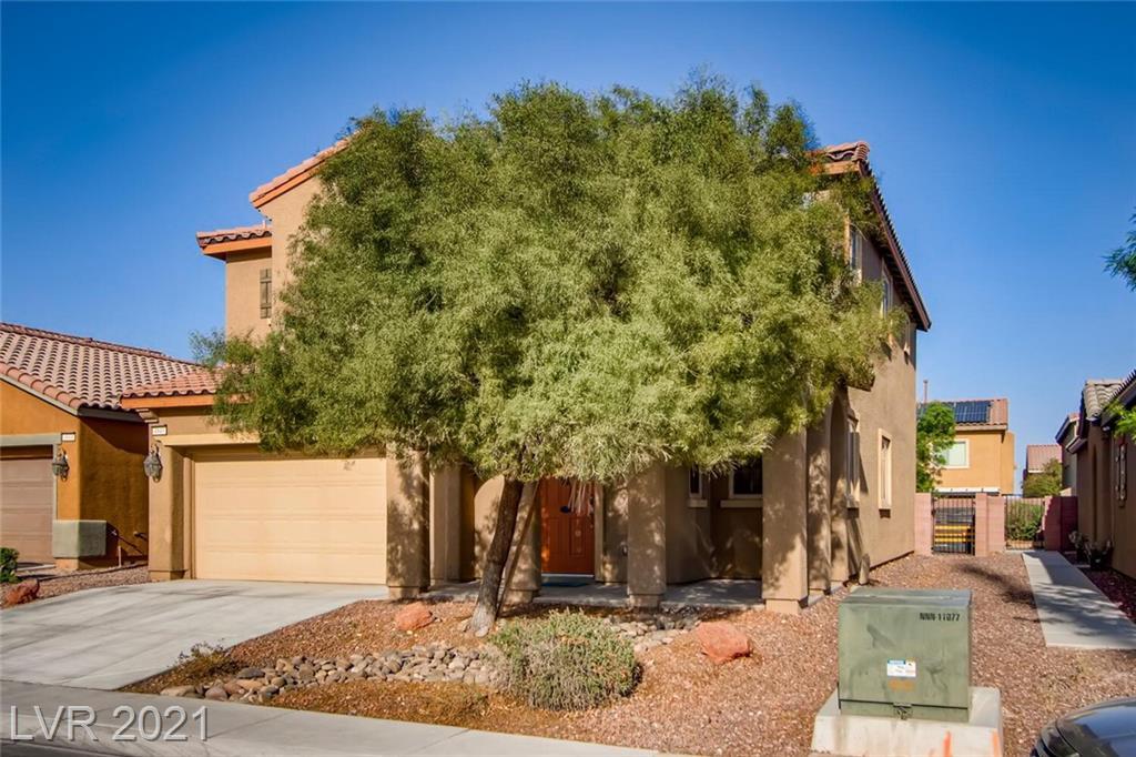 Blue Rose Street Property Photo - North Las Vegas, NV real estate listing