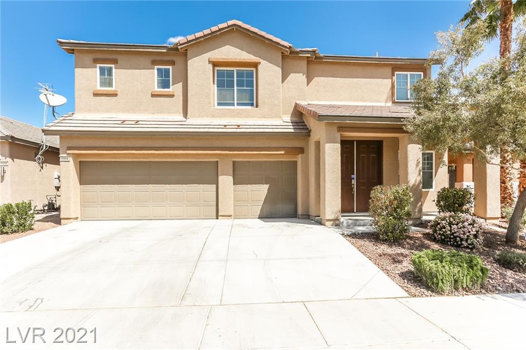 Barron Creek Avenue Property Photo - North Las Vegas, NV real estate listing