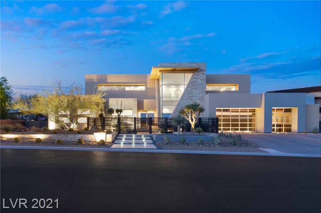 90 Meadowhawk Lane Property Photo - Las Vegas, NV real estate listing