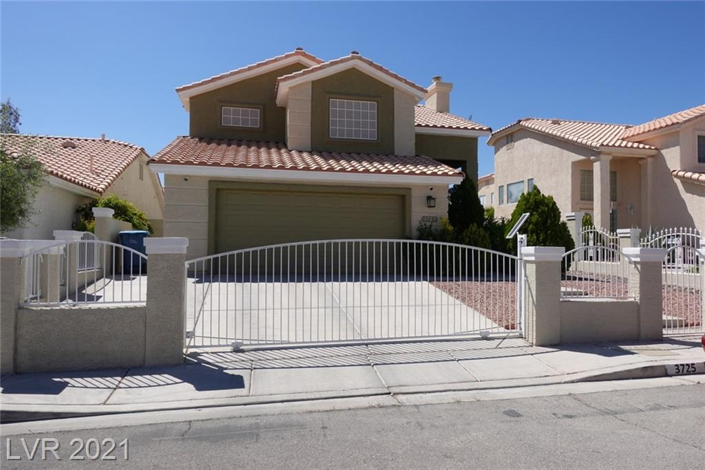 3725 Tranquil Canyon Court Property Photo