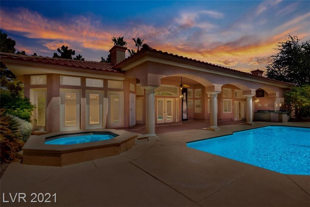 3897 Placita Del Lazo Property Photo - Las Vegas, NV real estate listing