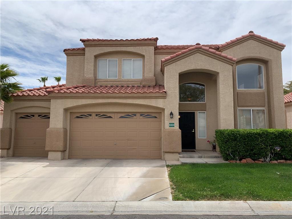 8009 Nestled Vista Avenue Property Photo