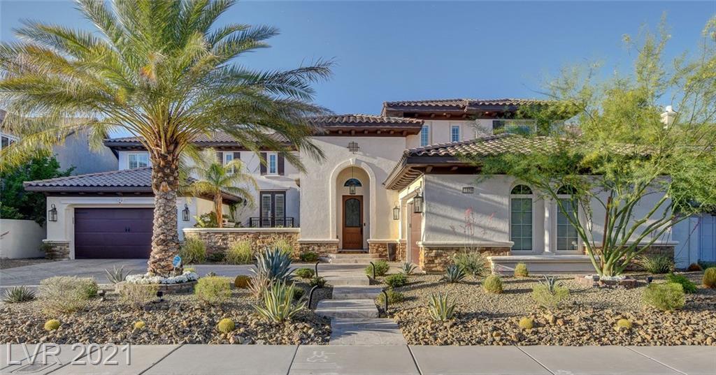 11606 Morning Grove Drive Property Photo - Las Vegas, NV real estate listing