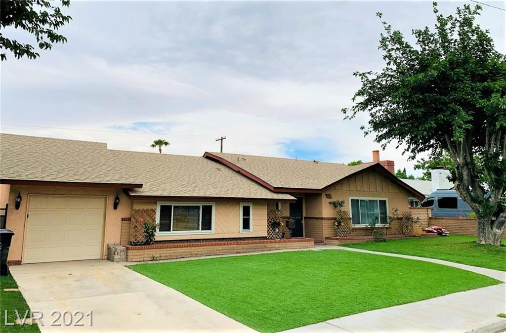 2701 Colanthe Avenue Property Photo - Las Vegas, NV real estate listing