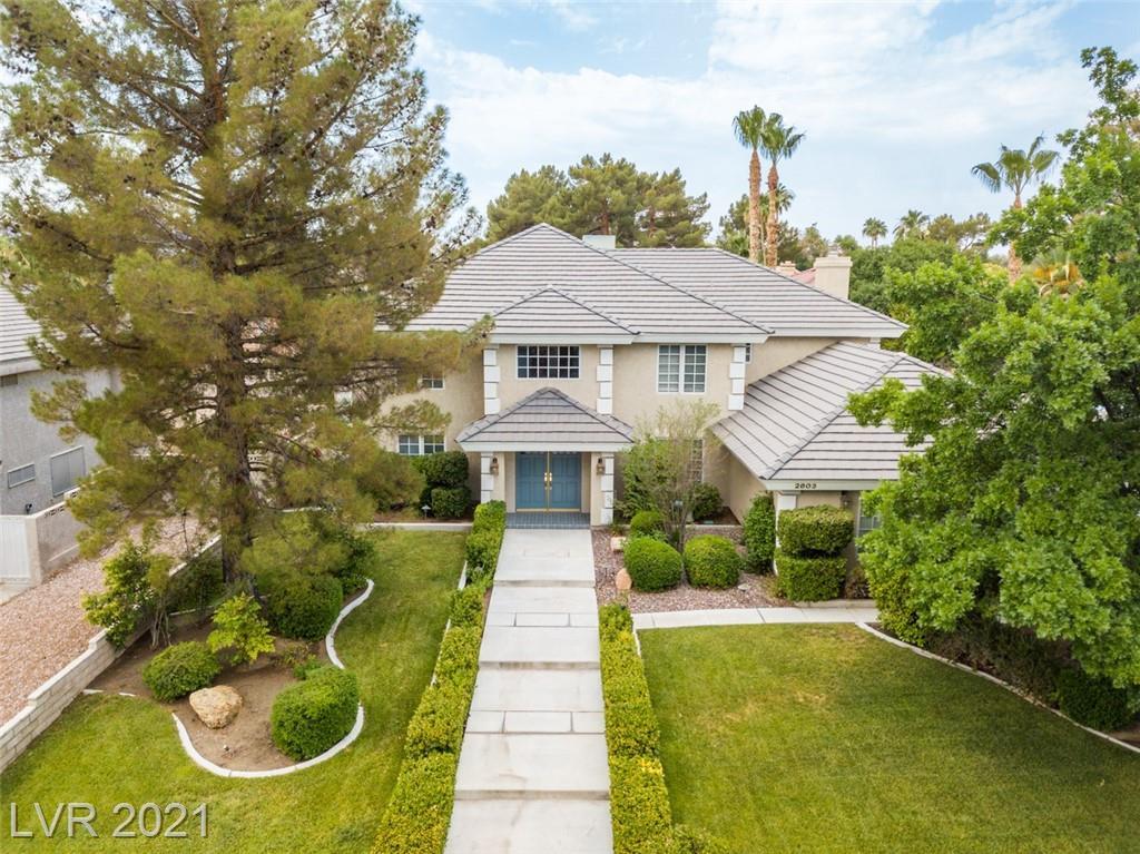 2803 La Mesa Drive Property Photo