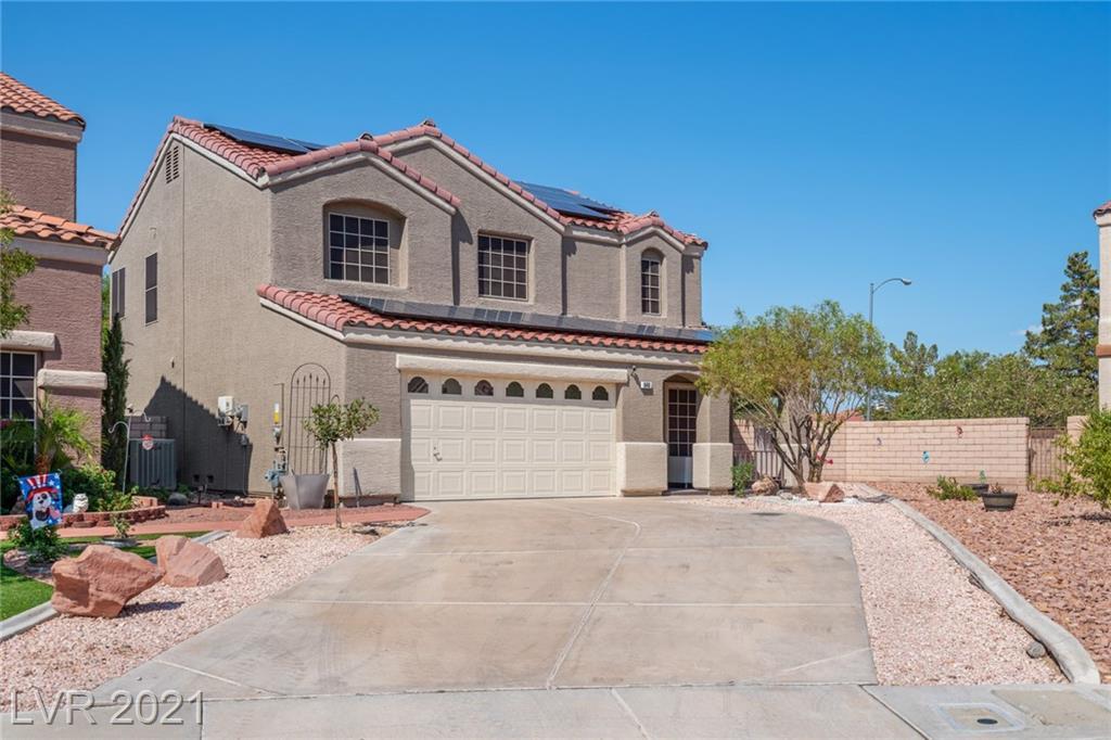 640 Moonlight Mesa Drive Property Photo 1