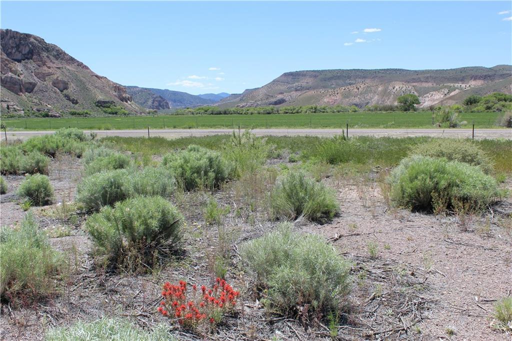 Highway 317 Canyon Wall Property Photo