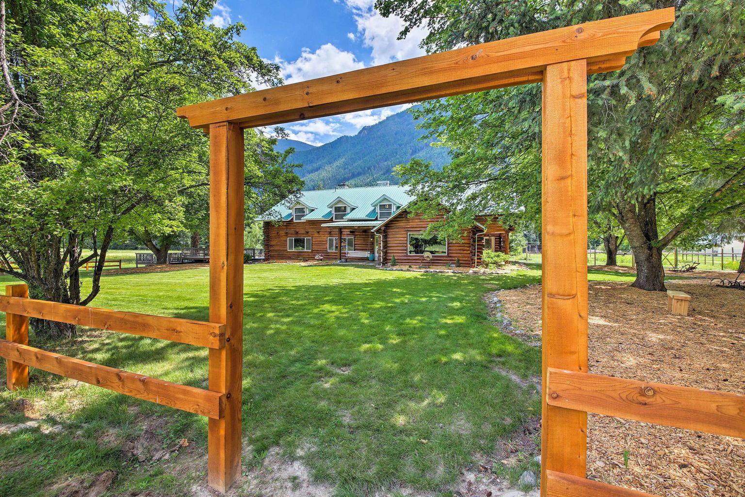 1021 Swanson Lodge Road Property Photo 1