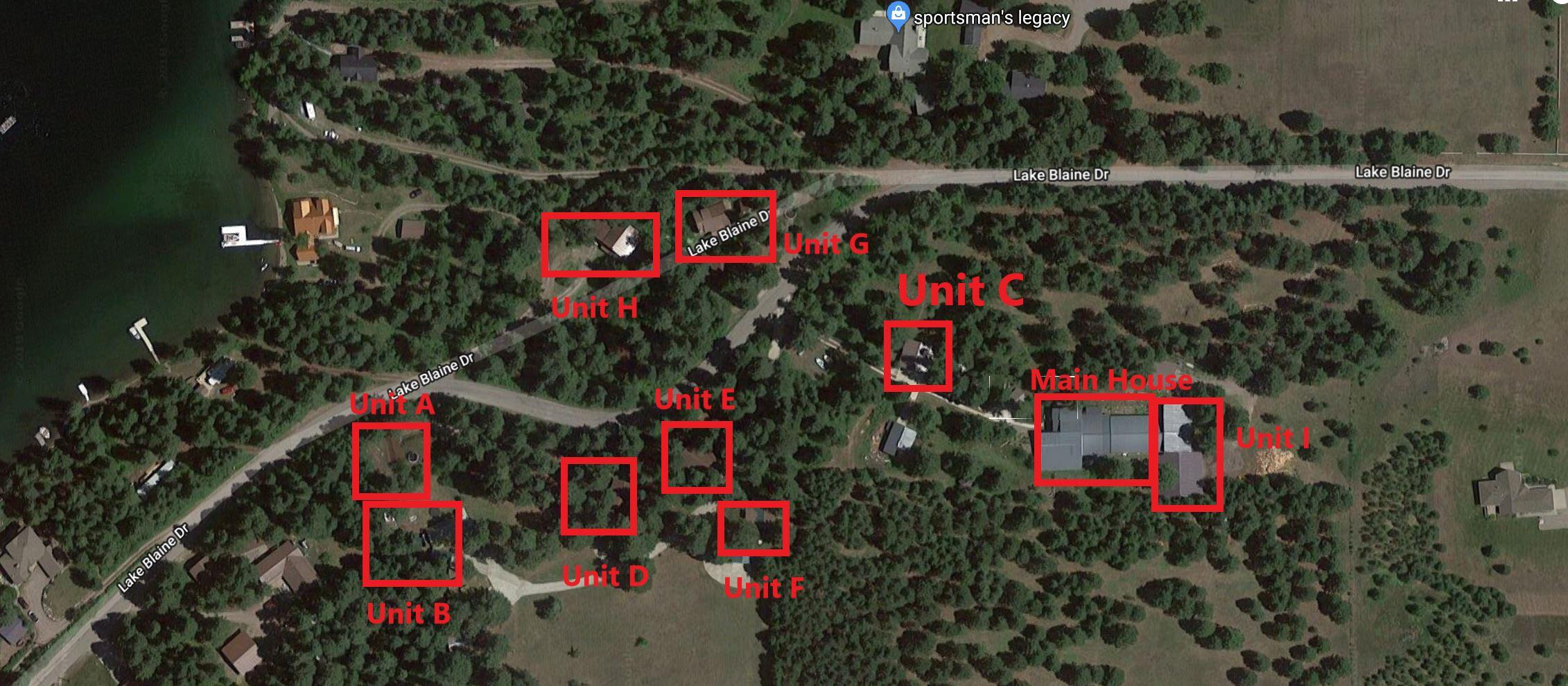 216 Lake Blaine Drive Property Photo 1