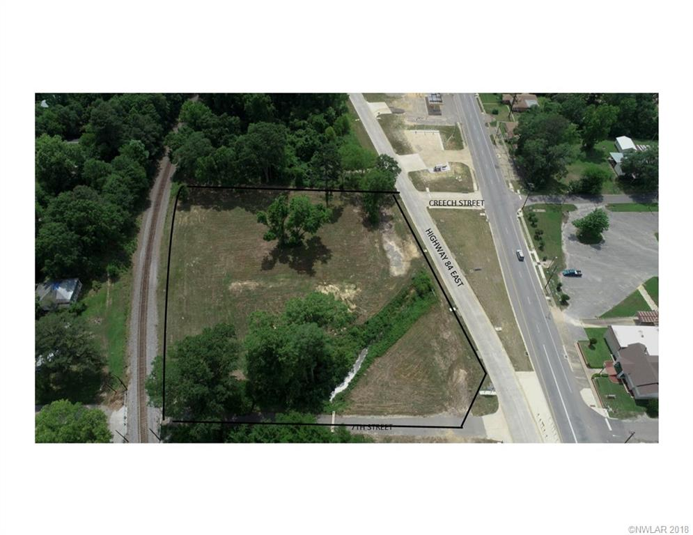 0 Highway 84 Highway Property Photo - Logansport, LA real estate listing