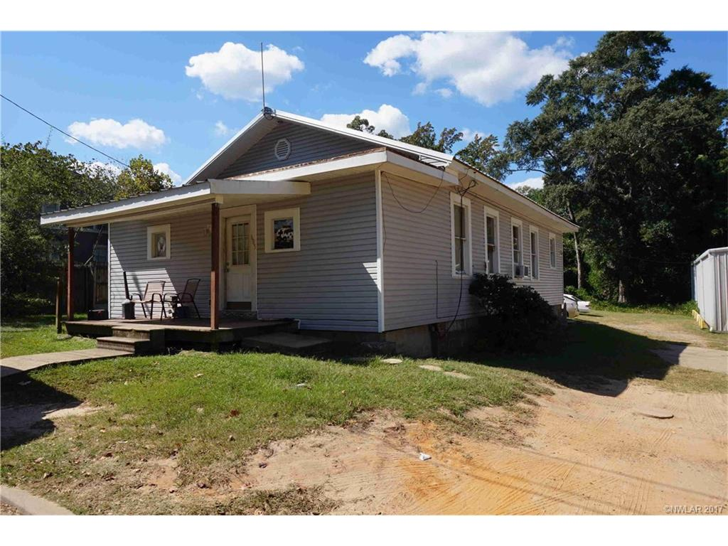605 E College Street Property Photo - Homer, LA real estate listing