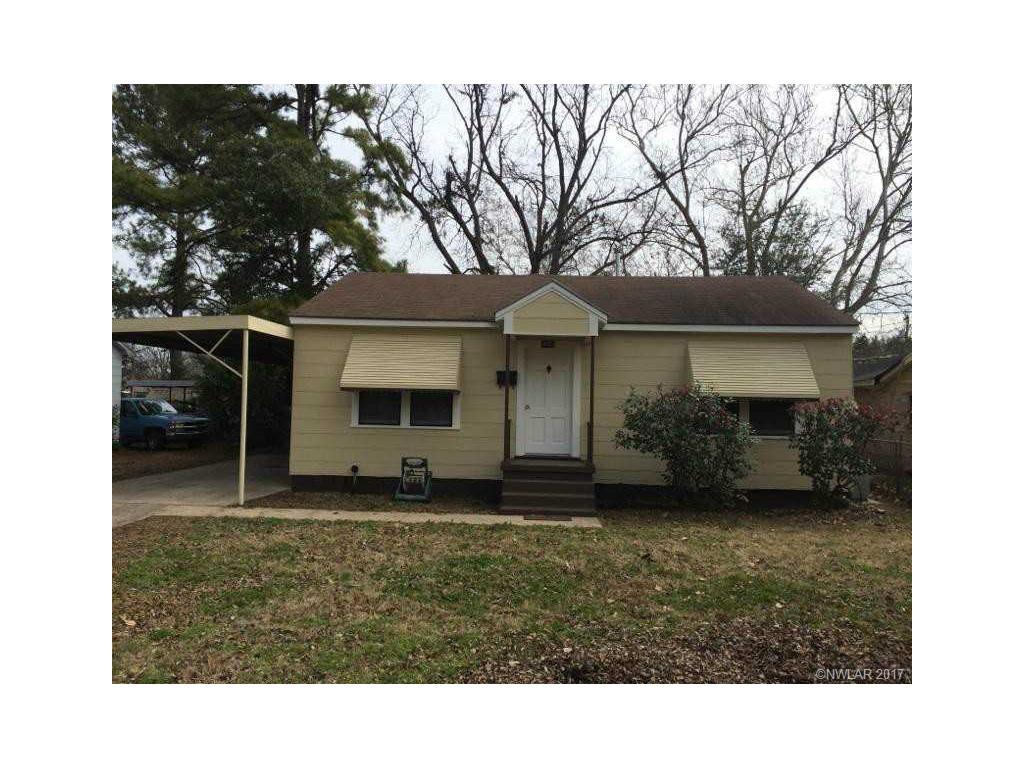 1206 Boone Street, Bossier City, LA 71112 - Bossier City, LA real estate listing