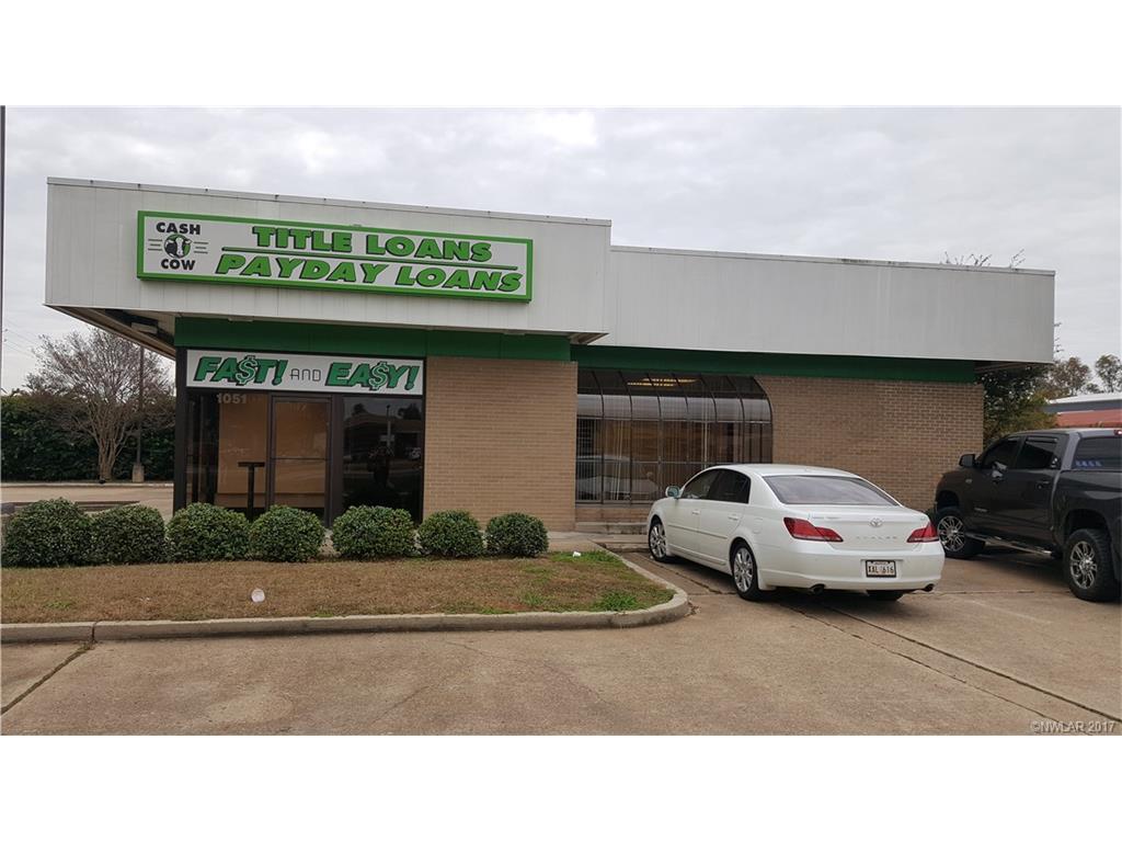 1051 Shreveport Barksdale Highway Property Photo - Shreveport, LA real estate listing