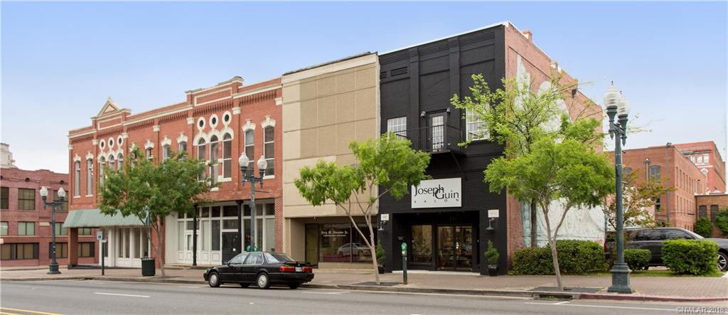 711 Texas Street Property Photo - Shreveport, LA real estate listing