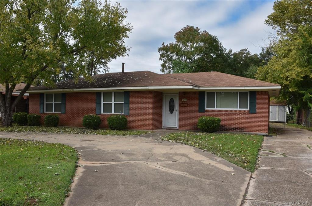 1615 Quin Street Property Photo - Bossier City, LA real estate listing