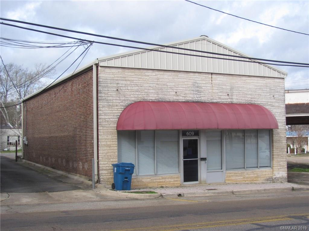 609 West Main Street Road Property Photo - Homer, LA real estate listing