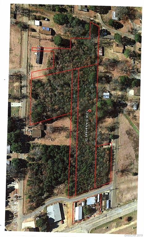 1206 S Arkansas Street Property Photo - Springhill, LA real estate listing