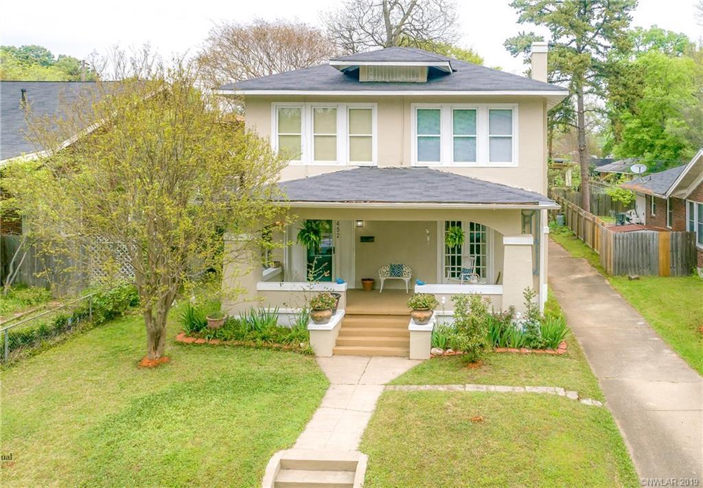 452 Gladstone Boulevard, Shreveport, LA 71104 - Shreveport, LA real estate listing