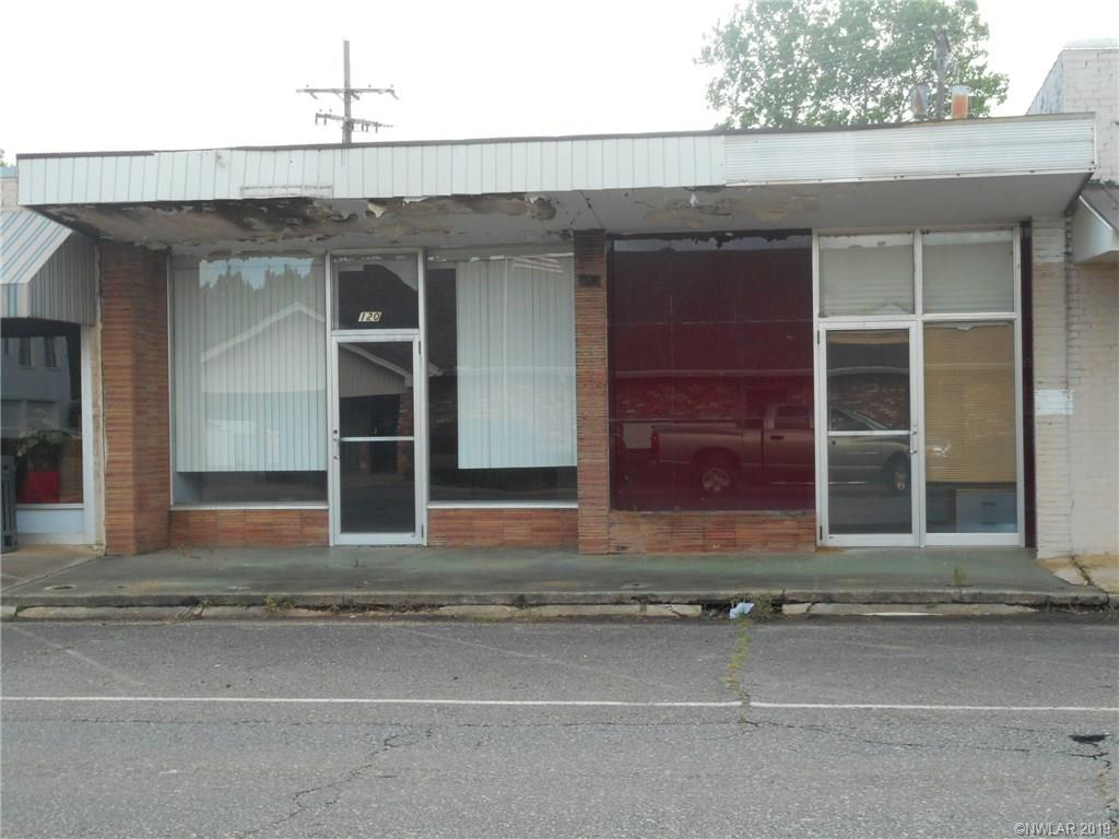 118 S Main Street Property Photo - Springhill, LA real estate listing