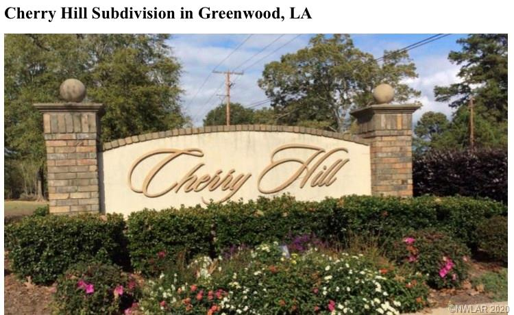 0 Belle Oaks Circle #16, Greenwood, LA 71033 - Greenwood, LA real estate listing